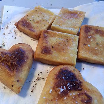 Panisses de Marseille